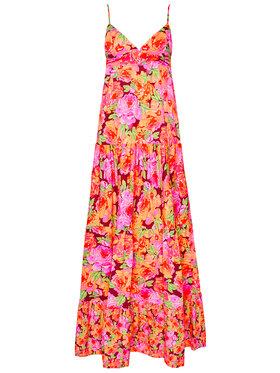 Maaji Maaji Sukienka letnia 1522CLD004 Różowy Regular Fit