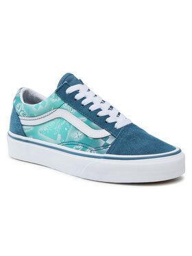 Vans Vans Sneakers aus Stoff Old Skool VN0A3WKT4PC1 Blau