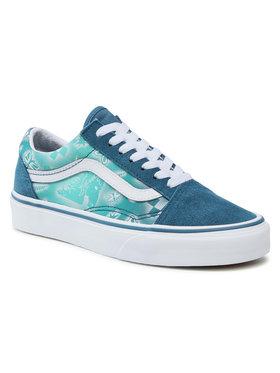 Vans Vans Teniszcipő Old Skool VN0A3WKT4PC1 Kék