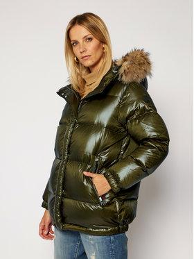 Woolrich Woolrich Pernata jakna Aliquippa CFWWOU0285FRUT1702 Zelena Regular Fit