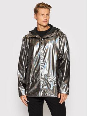 Rains Rains Veste imperméable Unisex 1801 Argent Regular Fit