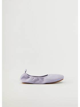 Mango Mango Balerini Ballet 17010156 Violet