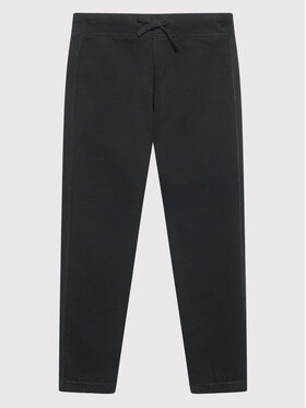 United Colors Of Benetton United Colors Of Benetton Spodnie dresowe 3EB5I0023 Czarny Regular Fit