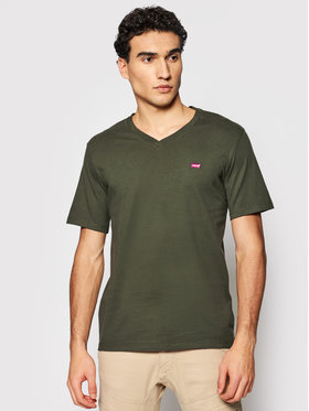 Levi's® Levi's® T-Shirt 85641-0008 Grün Standard Fit