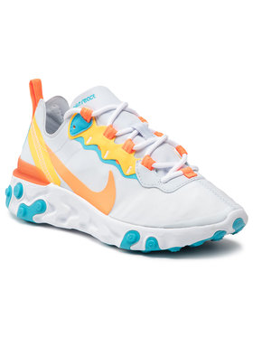Nike Nike Cipő React Element 55 BQ2728 011 Szürke