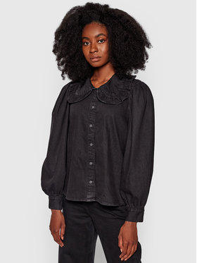 Levi's® Levi's® Hemd A0918-0001 Schwarz Regular Fit