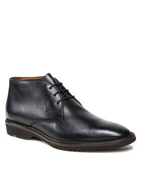 Lloyd Lloyd Šnurovacia obuv Marcello 21-594-00 Čierna
