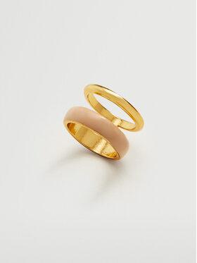 Mango Mango Gyűrű Cipres 17031510 Arany