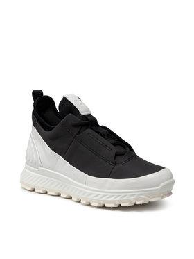ECCO ECCO Trekingová obuv Exostrike W 83384355387 Černá