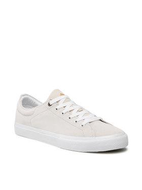 Emerica Emerica Πάνινα παπούτσια Omen Lo 6101000139 Μπεζ