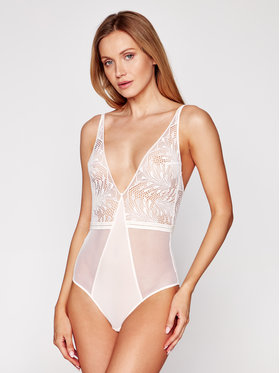 Passionata by Chantelle Passionata by Chantelle Body Thelma P43H80 Beżowy