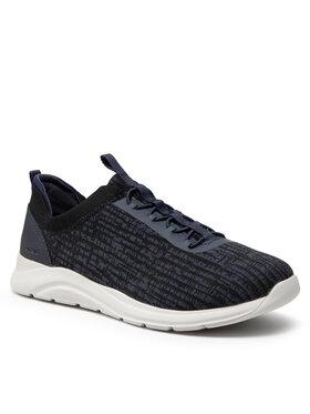Geox Geox Sneakersy U Damiano D U15AND 0006K C4002 Tmavomodrá
