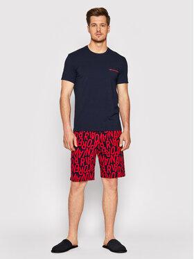 Emporio Armani Underwear Emporio Armani Underwear Piżama 111893 1P506 75135 Granatowy Regular Fit