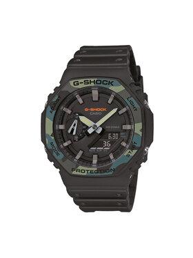 G-Shock G-Shock Orologio GA-2100SU-1AER Nero