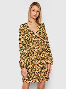 NA-KD NA-KD Ежедневна рокля 1100-004237-0803-581 Цветен Slim Fit
