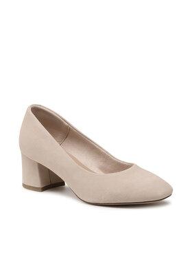 Tamaris Tamaris Κλειστά παπούτσια 1-22424-26 Μπεζ