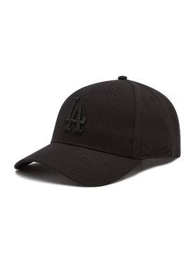 47 Brand 47 Brand Baseball sapka Los Angeles Dodgers B-MVPSP12WBP-BKE Fekete