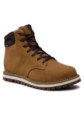 CMP CMP Turistická obuv Dorado Lifestyle Shoe Wp 39Q4937 Zelená