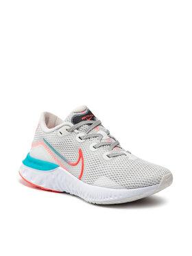 Nike Nike Boty Renew Run CK6360 101 Šedá