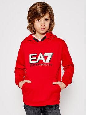 EA7 Emporio Armani EA7 Emporio Armani Sweatshirt 6HBM52 BJ05Z 1451 Rouge Regular Fit