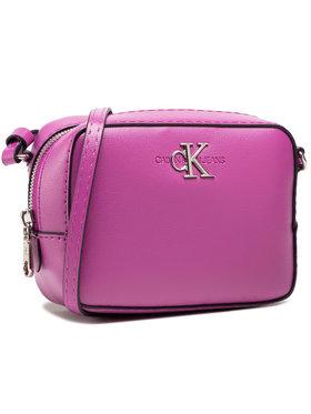 Calvin Klein Jeans Calvin Klein Jeans Táska Sm Camera Bag K60K607485 Rózsaszín