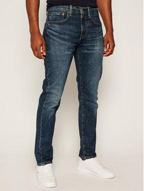 Levi's® Levi's® Taper Fit džíny 502™ Wagyu Moss 29507-0775 Tmavomodrá Taper Fit