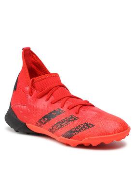 adidas adidas Обувки Predator Freak .3 Tf J FY6314 Червен