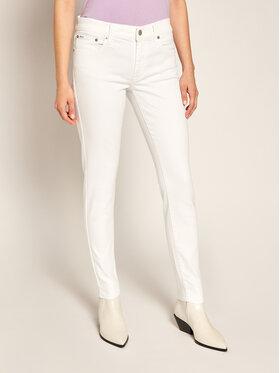 Polo Ralph Lauren Polo Ralph Lauren Jeansy Skinny Fit 211683971 Biały Skinny Fit