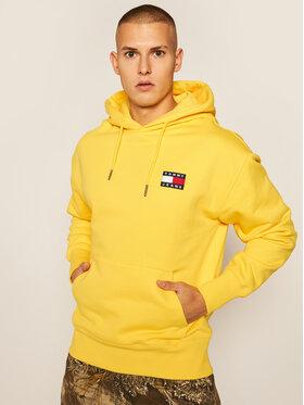 Tommy Jeans Tommy Jeans Bluza DM0DM06593 Żółty Regular Fit
