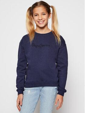 Pepe Jeans Pepe Jeans Džemperis PG580756 Tamsiai mėlyna Regular Fit