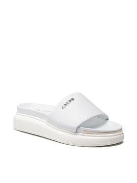 Carinii Carinii Παντόφλες B7235 Λευκό