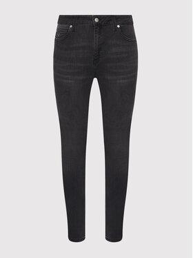 Calvin Klein Jeans Calvin Klein Jeans Traperice J20J214099 Crna Skinny Fit