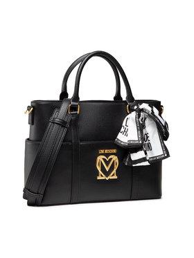 LOVE MOSCHINO LOVE MOSCHINO Дамска чанта JC4213PP1DLL0000 Черен