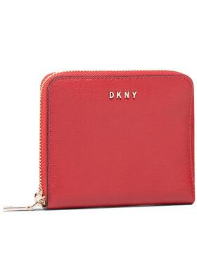DKNY DKNY Veliki ženski novčanik Bryant-Sm Zip Around R8313656 Crvena