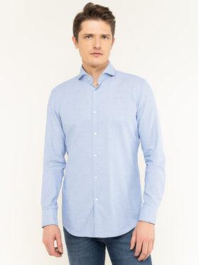 Boss Boss Košile Jemerson 50427179 Modrá Slim Fit