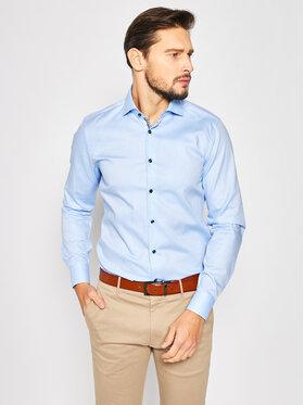 Joop! Joop! Marškiniai 17 JSH-90PankoK 30019725 Mėlyna Slim Fit