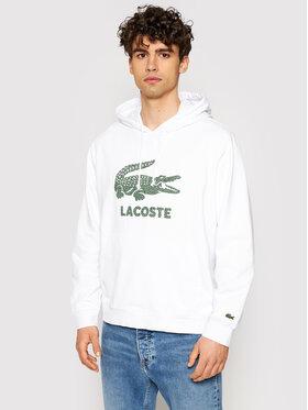 Lacoste Lacoste Džemperis SH0064 Balta Regular Fit