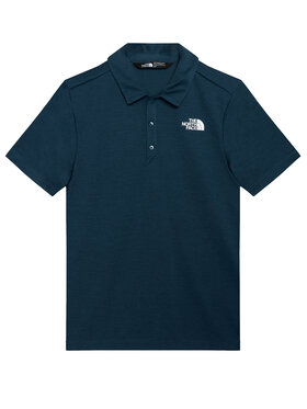 The North Face The North Face Polo marškinėliai Horizon NF0A3CPO1LG1 Tamsiai mėlyna Regular Fit