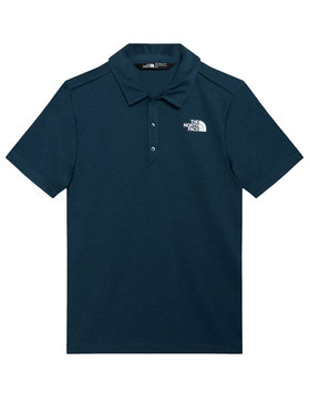 The North Face The North Face Polokošile Horizon NF0A3CPO1LG1 Tmavomodrá Regular Fit