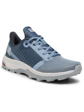 Salomon Salomon Turistiniai batai Outbound Prism W 412679 20 M0 Tamsiai mėlyna