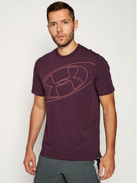 Under Armour Under Armour T-Shirt Unstoppable 96 1345567 Violett Regular Fit