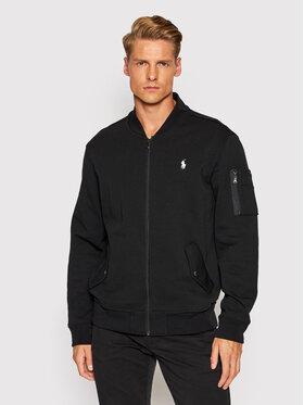 Polo Ralph Lauren Polo Ralph Lauren Bluza Lsl 710849528001 Czarny Regular Fit