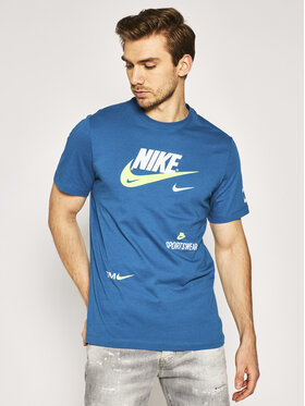 NIKE NIKE T-shirt Nsw Pack 2 Tee CU0078 standard_fit
