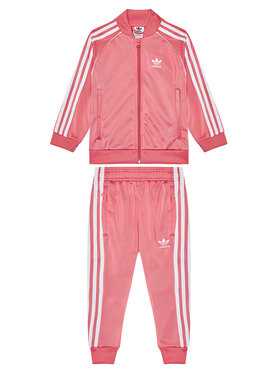 adidas adidas Dres adicolor Sst GN7703 Różowy Regular Fit