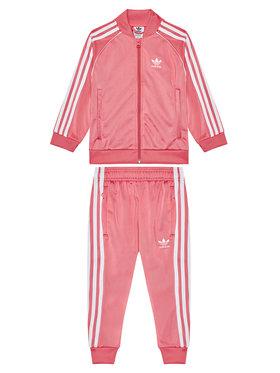 adidas adidas Sportinis kostiumas adicolor Sst GN7703 Rožinė Regular Fit
