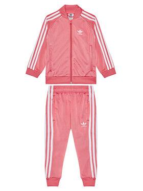 adidas adidas Tepláková souprava adicolor Sst GN7703 Růžová Regular Fit