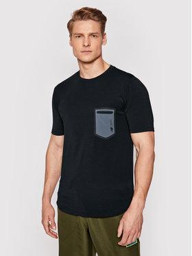 New Balance New Balance T-Shirt MT03173 Czarny Regular Fit