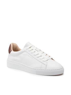 Gant Gant Sneakersy Mc Julien 23631052 Biela