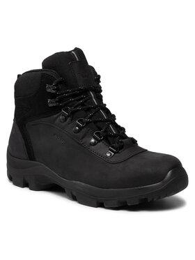 Wojas Wojas Trekingová obuv 24029-71 Čierna
