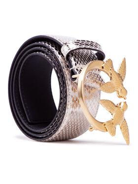 Pinko Pinko Cintura da donna Love Berry Laminated 1 Belt . PE 21 PLT01 1H20WM Y6XG Rosa
